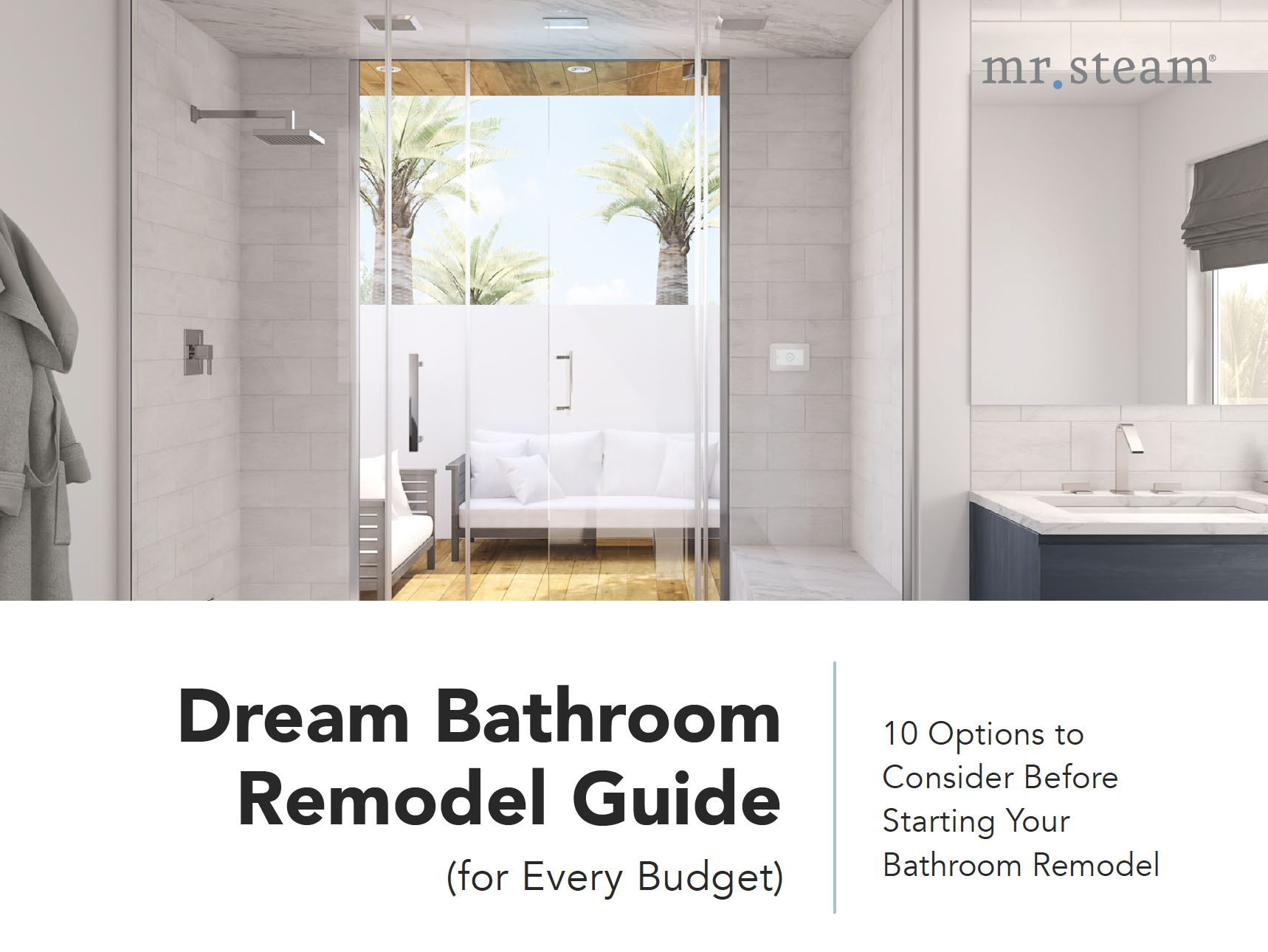 Dream Bathroom Remodel Guide