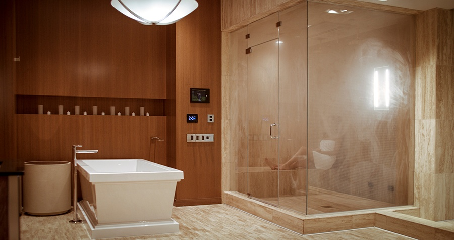 Affordable Steam Shower Luxury at Central Supply in Scottsdale   MrSteam