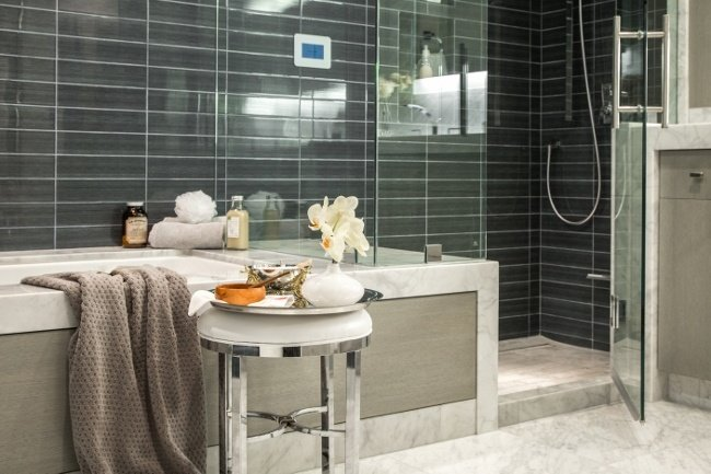 Kitchen and Bathroom Remodeling - with a steam shower - Increases the Value of a Home