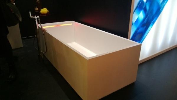 Kartell by Laufen tub