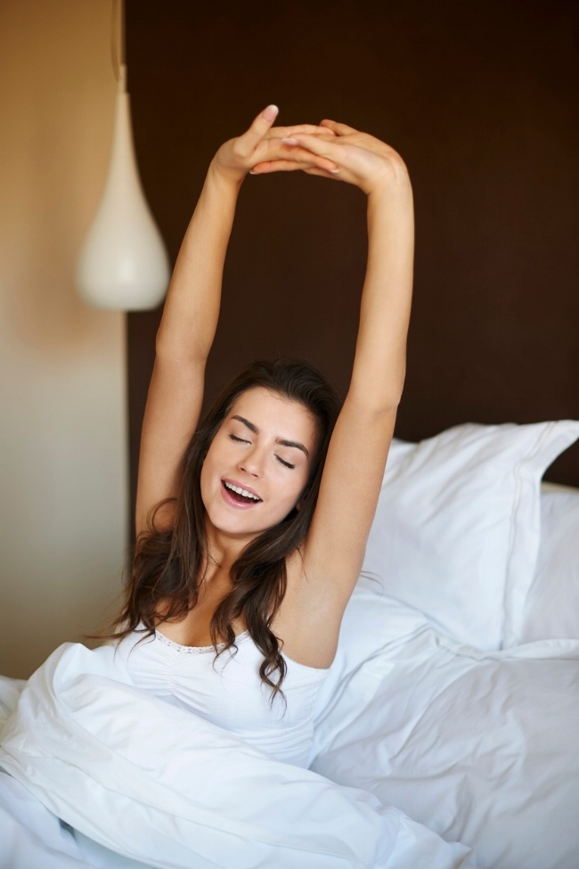 Do your mind and body a favor: take steam showers, relax, de-stress and get some quality shut eye!
