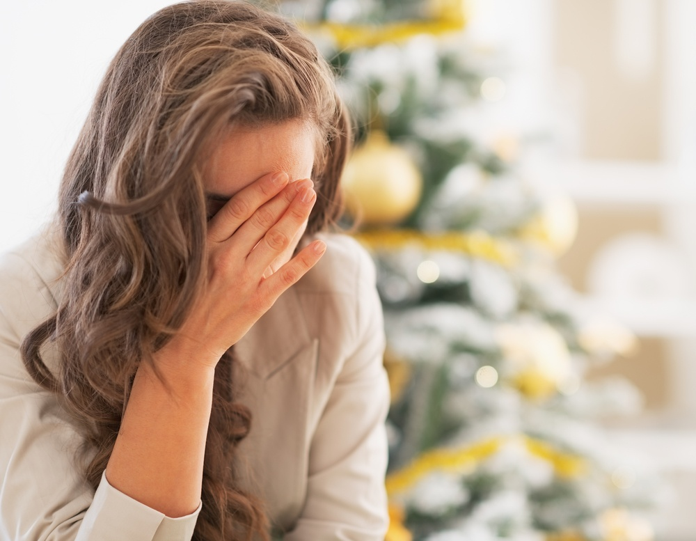The result of major holiday stressors: stress and anxiety