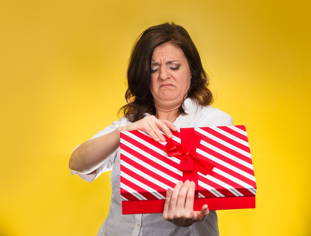 Major holiday stressor: Gift giving, parties and travel can really stretch your budget to the breaking point.