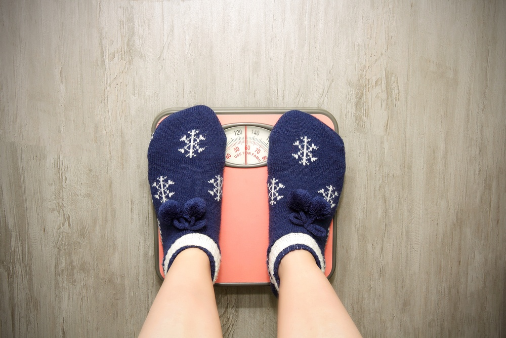 Steam bathing can help you maintain your weight during the holidays