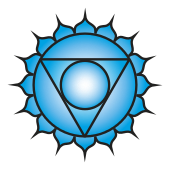 5TH CHAKRA: VISHUDDHA – Color: Blue
