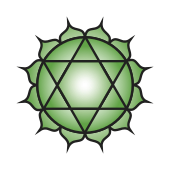 4TH CHAKRA: ANAHATA – Color: GREEN