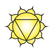 3RD CHAKRA: MANIPURA – Color: YELLOW