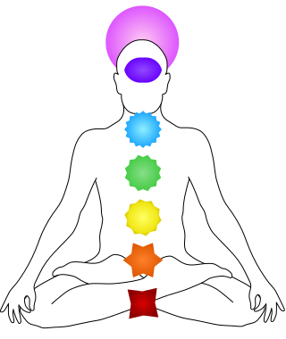 According to Indian beliefs, the seven basic chakras are the centers in our bodies through which energy flows