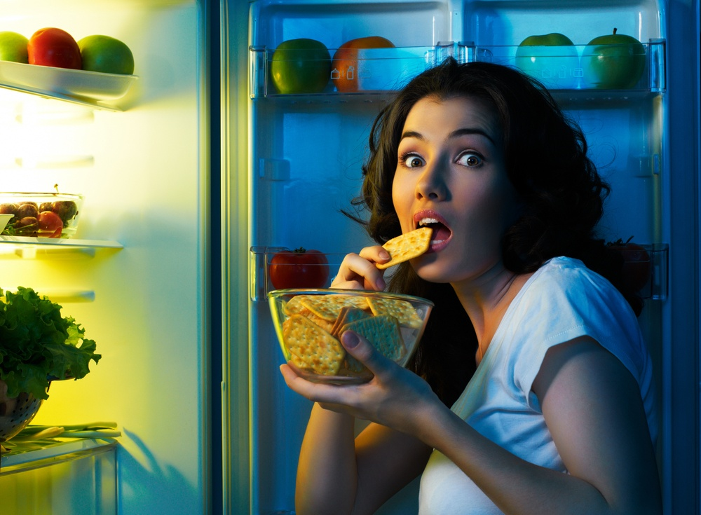 watch out for winter eating: it's a common SAD symptom