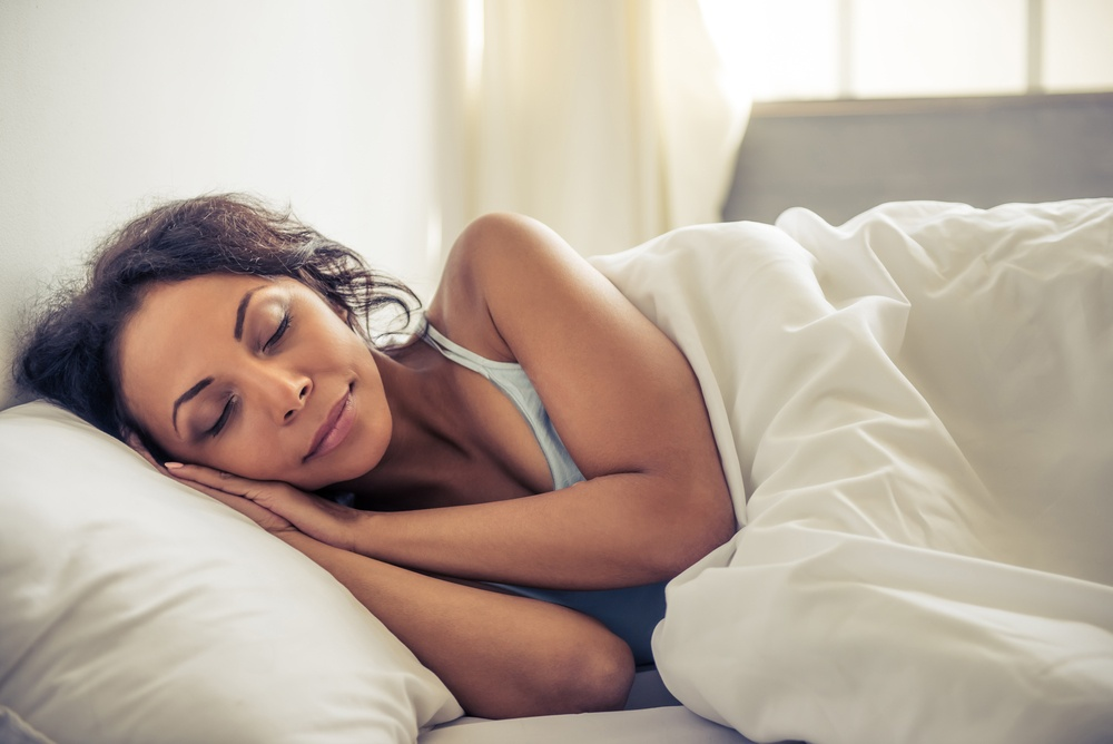 Meditate for 20 minutes in bed to sleep better