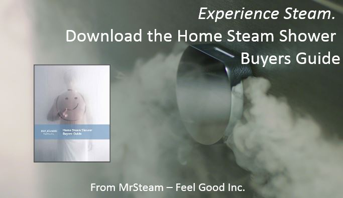 Download the home steam shower buyers guide