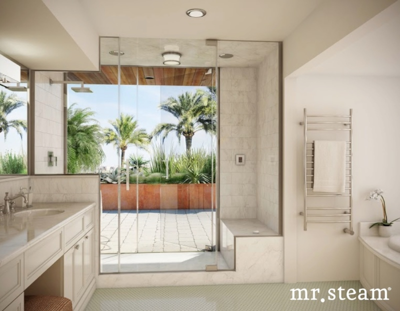Steam Showers: An Eco-Friendly Personal Indulgence