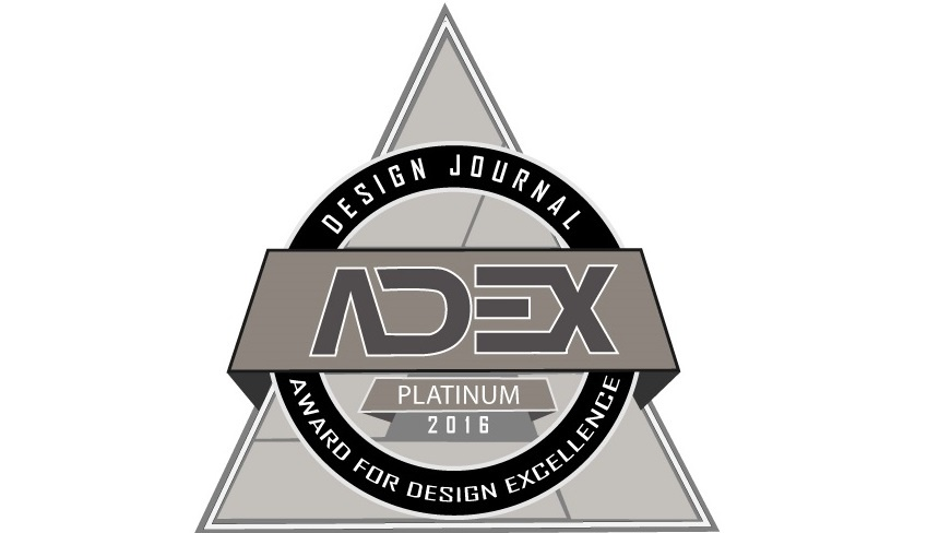 AirTempo Steam Shower Control Wins Platinum ADEX Award for Design Excellence