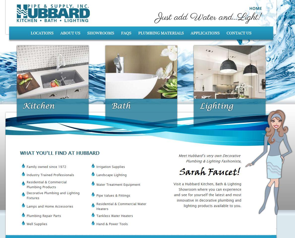 Hubbard Supply Tells Fashion Plumbing, Steam Shower Story With Sarah ...