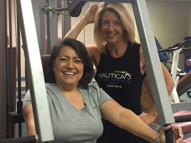 Healthy Lifestyle Tips From Martha Orellana's Personal Trainer