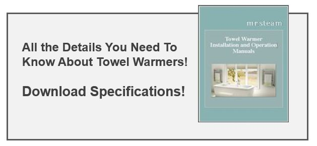 Download Towel Warmer Specifications