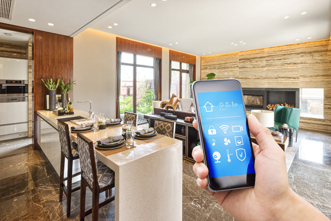 MrSteam and the Smart Home