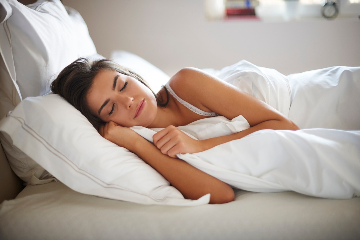 Steam Your Way to the Sleep of Your Dreams
