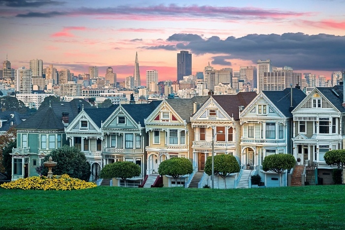 Painted Ladies Home in San Francisco Gets a Feel Good Steam Shower Upgrade
