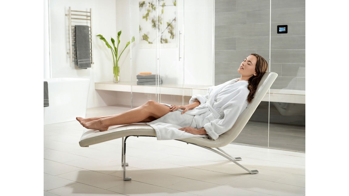 Freshen Your Home Spa with MrSteam